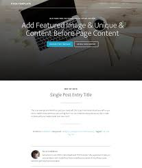 altitude pro template with featured section like front page 1