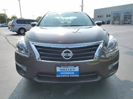 nissan altima 2015 cargo net pre owned 2015 nissan altima 2 5 4dr car in aurora 55109a