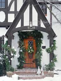 tudor style homes decorating tudor style home ideas star decorations wooden front doors and