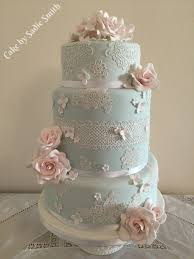 lace wedding cakes lace and roses wedding cake cake by smith