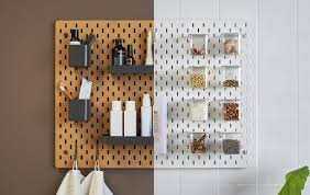 pegboard decorating ideas