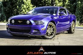 used 2014 ford mustang gt 2014 ford mustang gt premium stock 242072 for sale near marietta