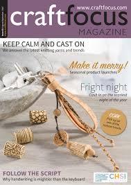 craft focus issue 62 aug sep 2017 by uab artibalta issuu