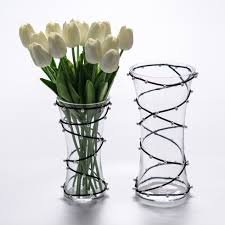 Modern Glass Vase Unique Glass Vases Wedding Centerpiece Unique Glass Vases Wedding