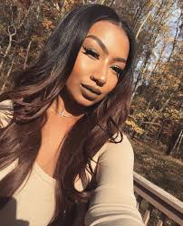 ombre hair weave african american 478 best weaves and wigs images on pinterest hair dos braids