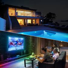 nexlux led light strip led strip lights nexlux led lights waterproof ip65 16 4ft white pcb