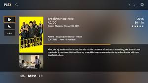 plex media player app for windows is the way to go on your living
