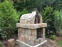 stone oven build outdoor stone oven nifty homestead backyard