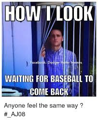 Hater Memes - how tlook facebook dodger hater memes waiting for baseball to come