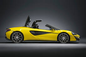 mclaren ceo 2018 mclaren 570s spider coming to goodwood automobile magazine