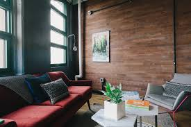How To Mix Old And New Furniture What Millennials Want In Home Design U2014 Wood Stone And Purple Rain