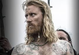 viking anglo saxon hairstyles viking beard beads are making a comeback modern barbarian beard co