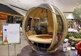 Interior Design Events Los Angeles G Pod Prefabricated Dome Building Inhabitat U2013 Green Design