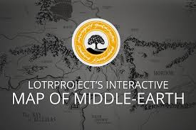 a map of middle earth interactive map of middle earth lotrproject