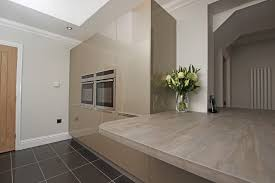 High Gloss Acrylic Kitchen Cabinets by High Gloss Champagne Acrylic Kitchens