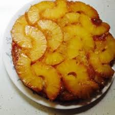 chef john u0027s pineapple upside down cake desert pinterest