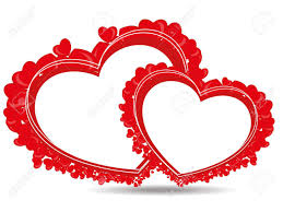 Small Beautiful Pics Beautiful Heart Shape Made With Small Hearts With Copy Space