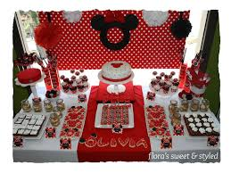 minnie mouse birthday party ideas photo 5 of 24 catch my party