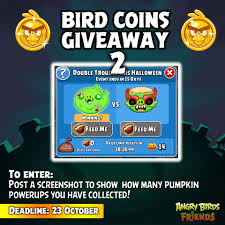 angry birds friends home facebook