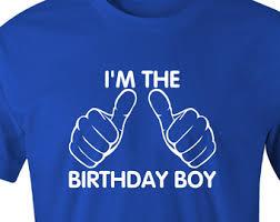 birthday boy birthday boy shirt etsy