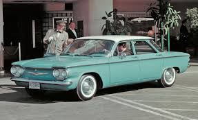 chevrolet corvair 1960 chevrolet corvair 700 series sedan