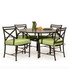 awesome aluminium outdoor dining set cast aluminum patio dining