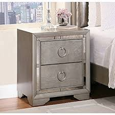 mirrored night stand view full size shared gray bedroom with