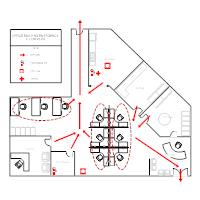 Evacuation Plan Template evacuation plan templates