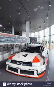 audi museum germany bavaria ingolstadt audi car company museum interior