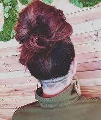 redhair nape shave 68 best undercut images on pinterest undercut shaved hair and
