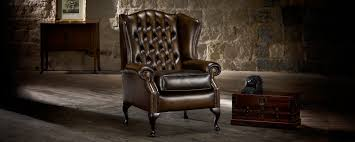 classic chair from timeless chesterfields uk