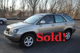 lexus suv used for sale 2000 lexus rx300 beige topaz suv used car sale