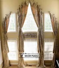 custom window treatment ideas french valances window treatments