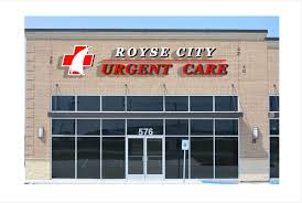 urgent care walk in clinic royse city tx rockwall urgent