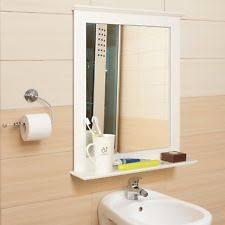 wooden framed mirror ebay
