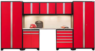 Garage Cabinet Set Deal Of The Day Garage Cabinets Workbenches Storage Systems 11
