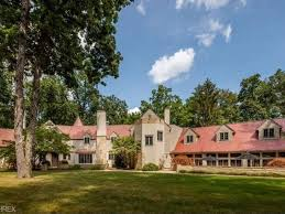 tudor home tudor home in akron offers privacy fairytale luxury fairlawn oh