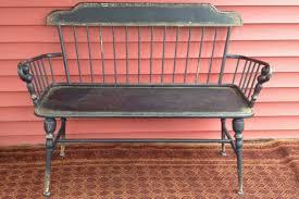 Antique Windsor Bench Outdoor Metal Windsor Settee Bench Alex Pifer U0027s The Seraph