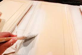 How To Refinish Kitchen Cabinets With Paint Tips And Tricks For Painting Kitchen Cabinets How To Nest For Less