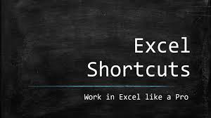 the ultimate excel shortcuts guide deepak chandran skillshare
