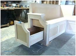 Corner Bench With Storage Corner Bench Seating Fascinating Seat With Storage White Kitchen