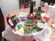 bloody gift basket bloody gift basket diy on a budget vodka bloody mix