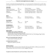 acting resume template microsoft word gotraffic co wp content uploads 2018 04 resume tem