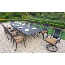 Cast Aluminium Outdoor Furniture by Cast Aluminum Patio Dining Furniture Patio Furniture The