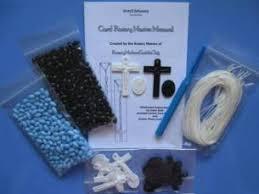 rosary kits rosary makers guide rosary makers kits