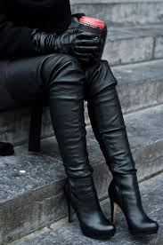 womens boots knee high leather boot styles to try the muslim