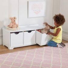 kids storage bench ebay