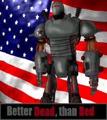 Liberty Prime Meme - liberty prime by zergrex on deviantart
