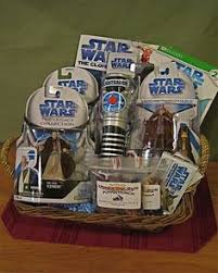 wars gift basket the wars ultimate jedi gift basket crafts