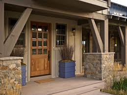 ranch style house front door home styles
